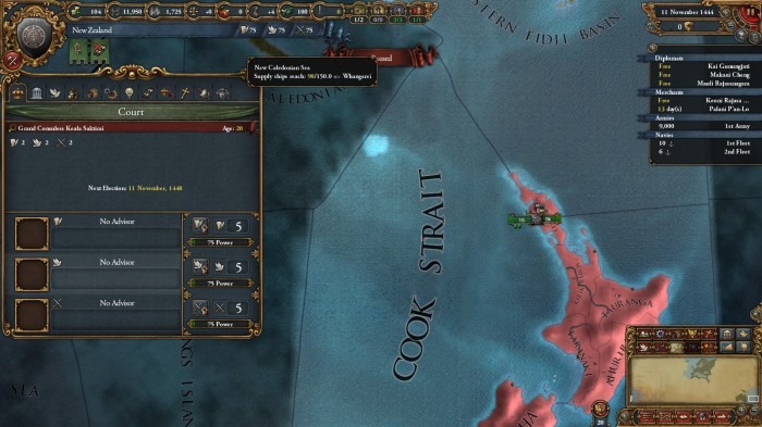How is it like to shift republic to monarchy in EU4 | NTPGamer